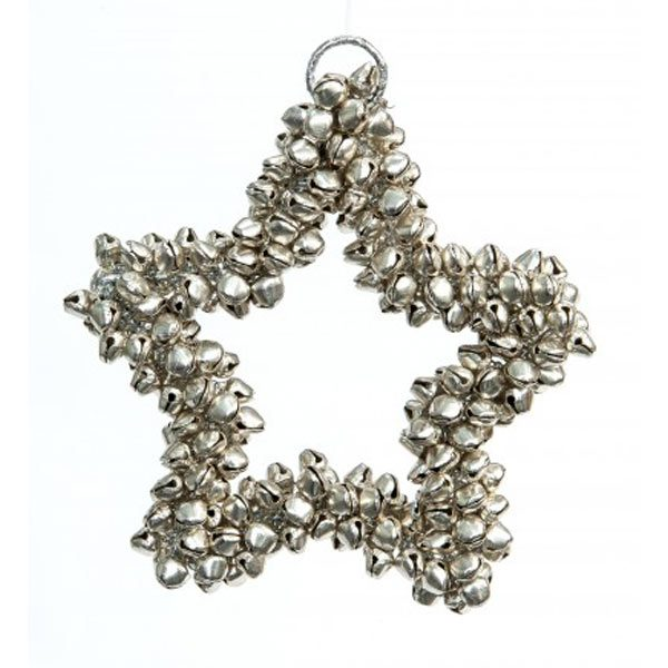 Star Decoration with Bells