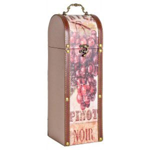 Wine Bottle Holder - Pinot Noir