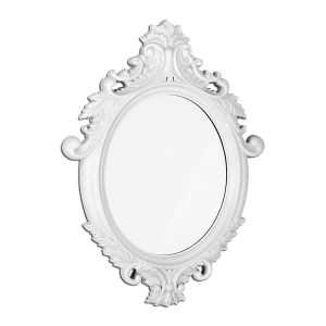 Vittoria Wall Mirror - WHITE